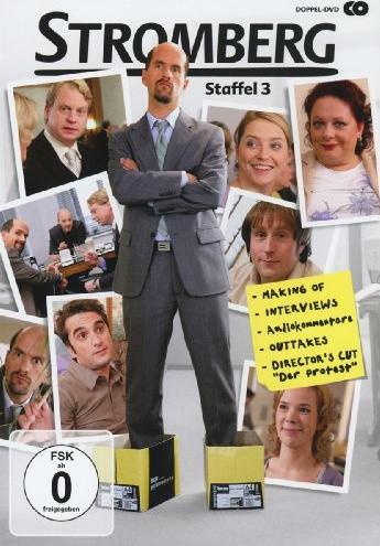 Stromberg Staffel 3 -- via Amazon Partnerprogramm