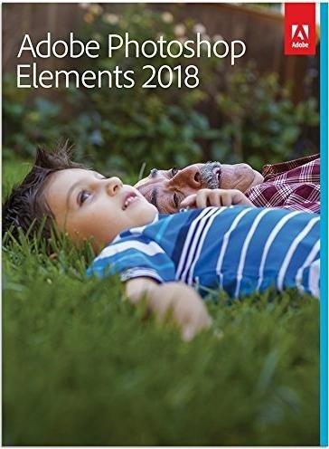 Adobe Photoshop Elements 2018 (deutsch) (PC/MAC) (65281957)