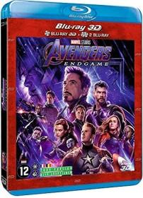 Avengers: Endgame (3D) (Blu-ray)
