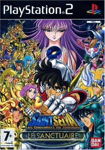 Saint Seiya - The Sanctuary (deutsch) (PS2) -- via Amazon Partnerprogramm