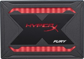 Kingston HyperX Fury RGB SSD 480GB, SATA (SHFR200/480G)
