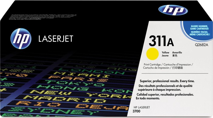 HP Q2682A Toner yellow