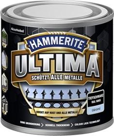 Hammerite Ultima Metallschutz-Lack außen glänzend tiefschwarz 250ml (5379708)