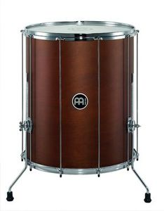 Meinl SU20-L-AB-M African Brown Stand Alone Holz Surdo