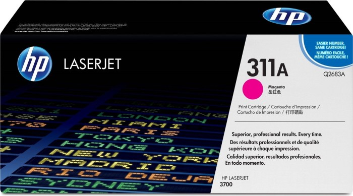 HP Q2683A toner purpurowy