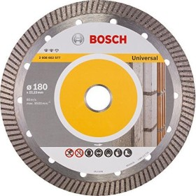 Bosch Expert for Universal Turbo Diamanttrennscheibe 180x2.4mm, 1er-Pack (2608602577)