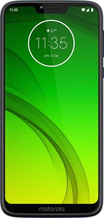 Motorola Moto G7 Power Dual-SIM blau