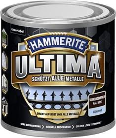 Hammerite Ultima Metallschutz-Lack außen glänzend schokoladenbraun 250ml (5379704)