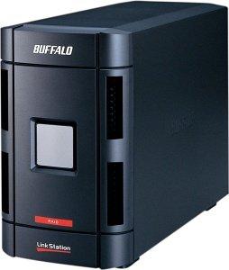Buffalo LinkStation Pro Duo 1TB, 1x Gb LAN (LS-W1.0TGL/R1)