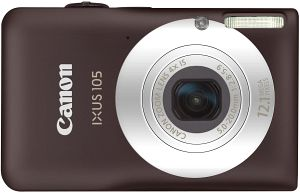 Canon Digital Ixus 105 brown (4222B009)