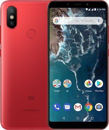 Xiaomi Mi A2 64GB rot