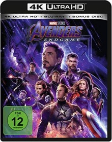 Avengers: Endgame (4K Ultra HD) (Blu-ray)