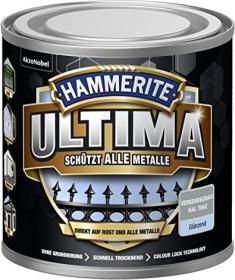 Hammerite Ultima Metallschutz-Lack außen glänzend verkehrsgrau 250ml (5379718)