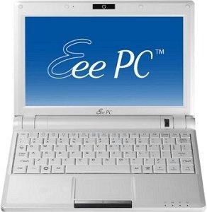 ASUS Eee PC 900A weiß (90OAKA41211A18E12GQ)