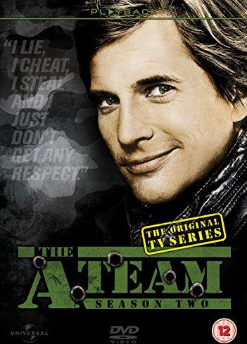 The A-Team Season 2 (UK) -- via Amazon Partnerprogramm