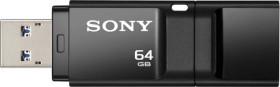 Sony X-Series schwarz 64GB, USB-A 3.0 (USM64GXB)
