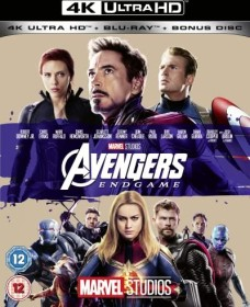 Avengers: Endgame (4K Ultra HD) (Blu-ray) (UK)