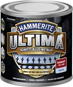 Hammerite Ultima Metallschutz-Lack außen glänzend rubinrot 250ml (5379714)