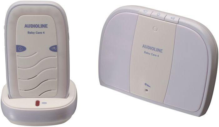 Audioline Baby Care 4 baby monitor digital