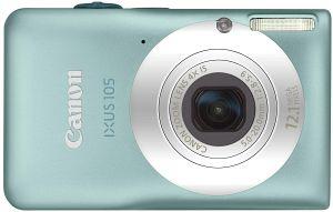 Canon cyfrowy Ixus 105 turkusowy (4220B009)