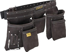 Stanley leather tool belt pouch (1-80-113)