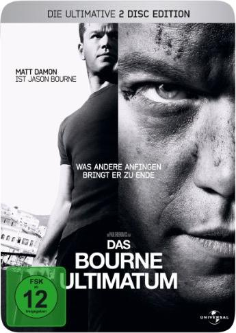Das Bourne Ultimatum (Special Editions) -- via Amazon Partnerprogramm