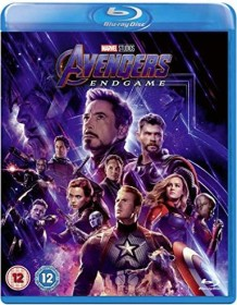 Avengers: Endgame (Blu-ray) (UK)