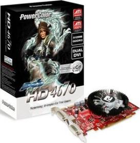 PowerColor Radeon HD 4670 PCS, 512MB DDR3 (R73C-TE3)