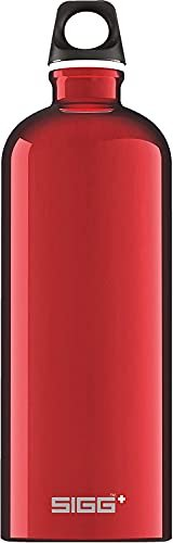Sigg Traveller Red 1l Trinkflasche (8326.40) -- via Amazon Partnerprogramm