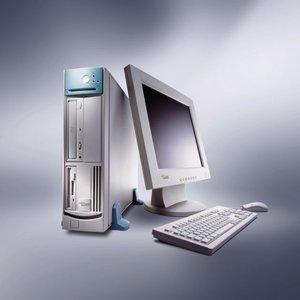 Fujitsu Scenic D, Pentium 4 1.50GHz
