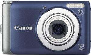 Canon PowerShot A3100 IS blue (4256B012)