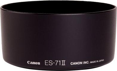 Canon ES-71 II lens hood (2659A001/2660A001) -- via Amazon Partnerprogramm