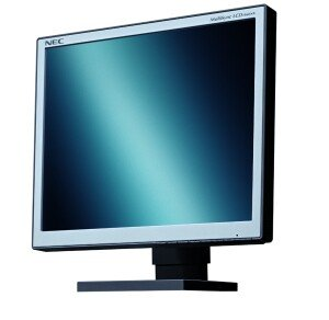 "NEC MultiSync LCD1960NXi-BK black, 19"", 1280x1024, digital (60001182)"
