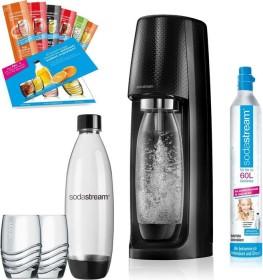 SodaStream Easy schwarz Promopack Trinkwassersprudler (1011712491)