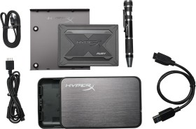 Kingston HyperX Fury RGB SSD - kit 240GB, SATA (SHFR200B/240G)