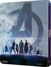 Avengers: Endgame (3D) (Special Editions) (Blu-ray) (UK)
