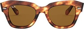 Ray-Ban RB2186 State Street 49mm tortoise/brown classic (RB2186-954/33)