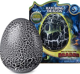 Spin Master How to train your Dragon: Hidden World - Hatching Dragon Toothless (6046183)