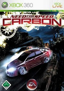 Need for Speed: Carbon (englisch) (Xbox 360)