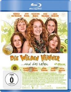 Die wilden Hühner und das Leben (Blu-ray)