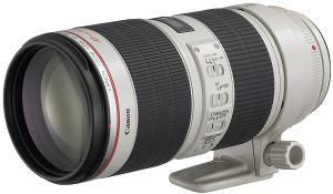 Canon EF 70-200mm 2.8 L IS II USM white (2751B005)