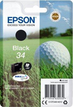 Epson ink 34 black (C13T34614010)
