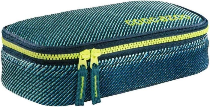 professionelles Design modisches und attraktives Paket begrenzter Preis Coocazoo Schlamperetui PencilDenzel FreakaSneaka chameleon blue (00183659)  ab € 24,60