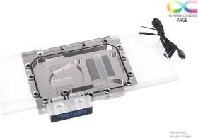 Alphacool Eisblock GPX-N Acryl Light NVIDIA RTX 2080 M08 mit Backplate (11698)