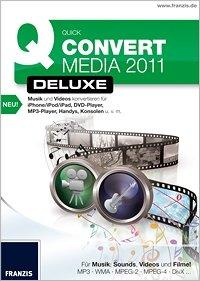 Franzis: Quick Convert media 2011, ESD (German) (PC)