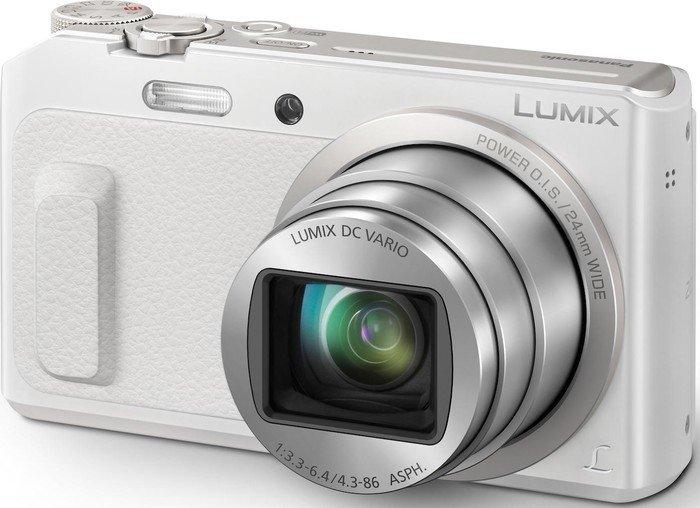Panasonic Lumix DMC-TZ57 white