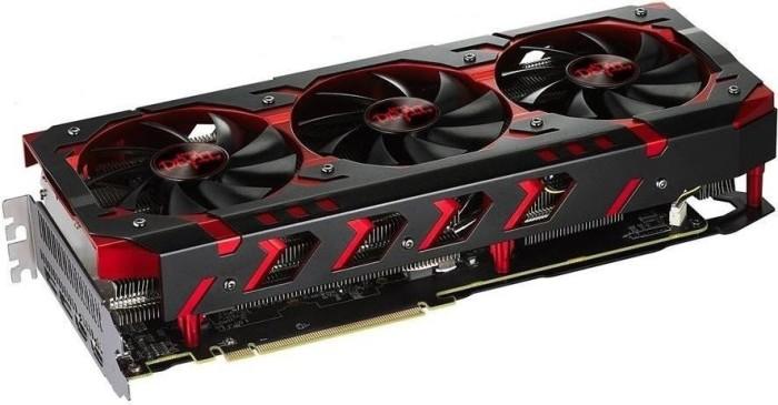 PowerColor Radeon RX Vega 56 Red Devil, 8GB HBM2, 2x HDMI, 2x DP (AXRX VEGA 56 8GBHBM2-2D2H/OC)