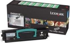 Lexmark Return Toner E450H11E black
