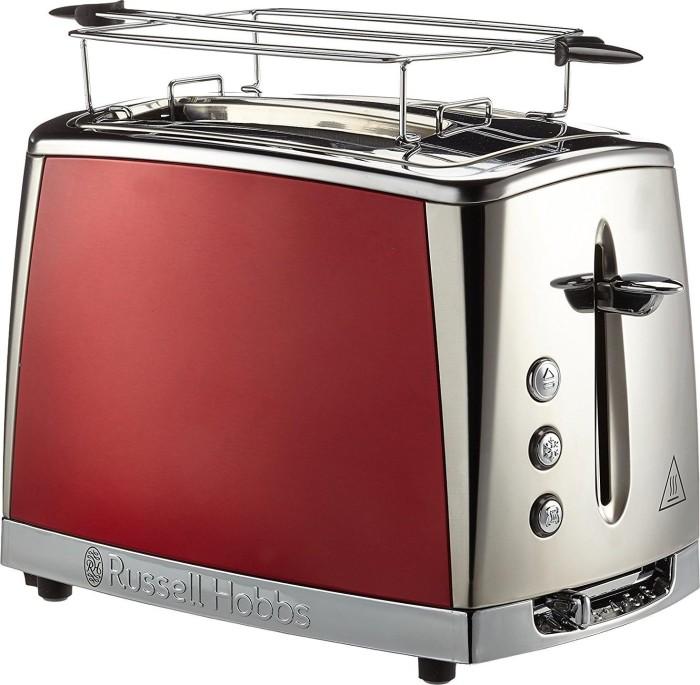Russell Hobbs Luna Toaster solar red (23220-56)