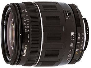 Tamron AF 28-200mm 3.8-5.6 Asp XR IF macro for Sony A black (A03M)